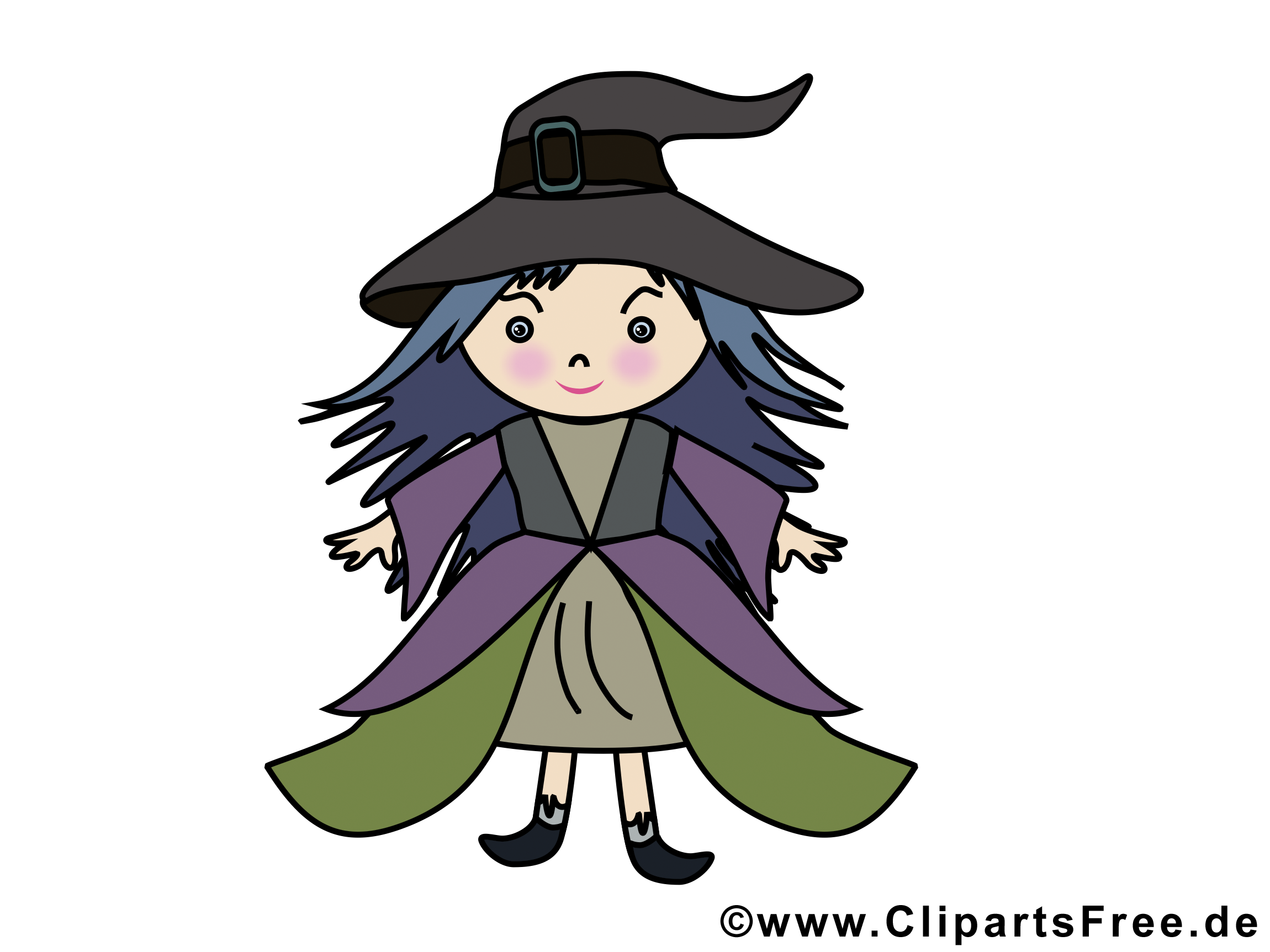 clipart halloween hexen - photo #40