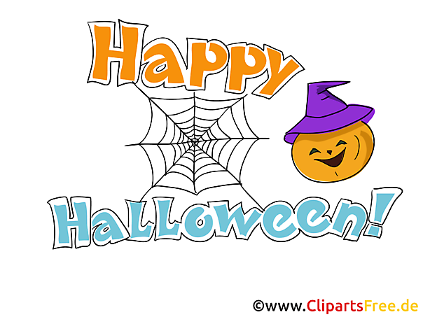 Groeten aan Halloween Cliparts, foto's, cartoons