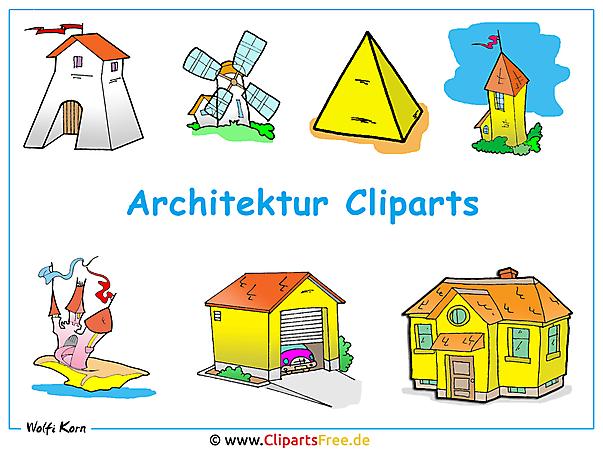 Architektur Bilder Clipart - Desktopbild  kostenlos