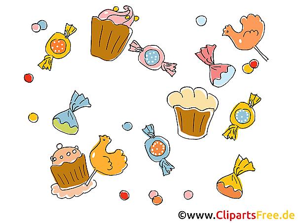Bäckerei Hintergrundbild gratis