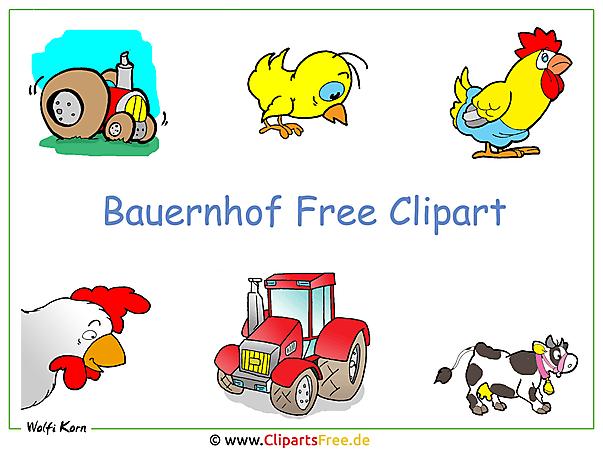 Hintergrundbild Bauernhof gratis Cliparts