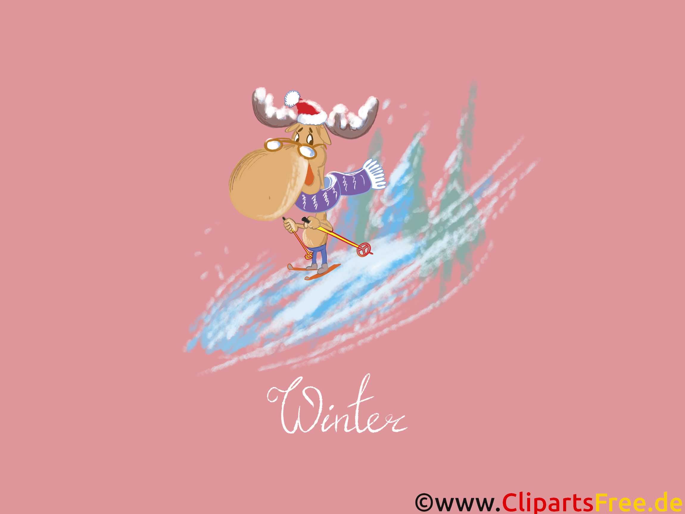 Hintergrundbild Desktop kostenlos zum Thema Winter
