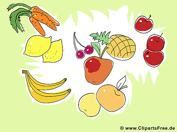 Hintergrundbild Früchte, Obst gratis