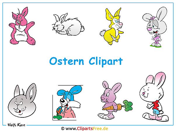 Ostern Hintergrundbild mit Osterbilder