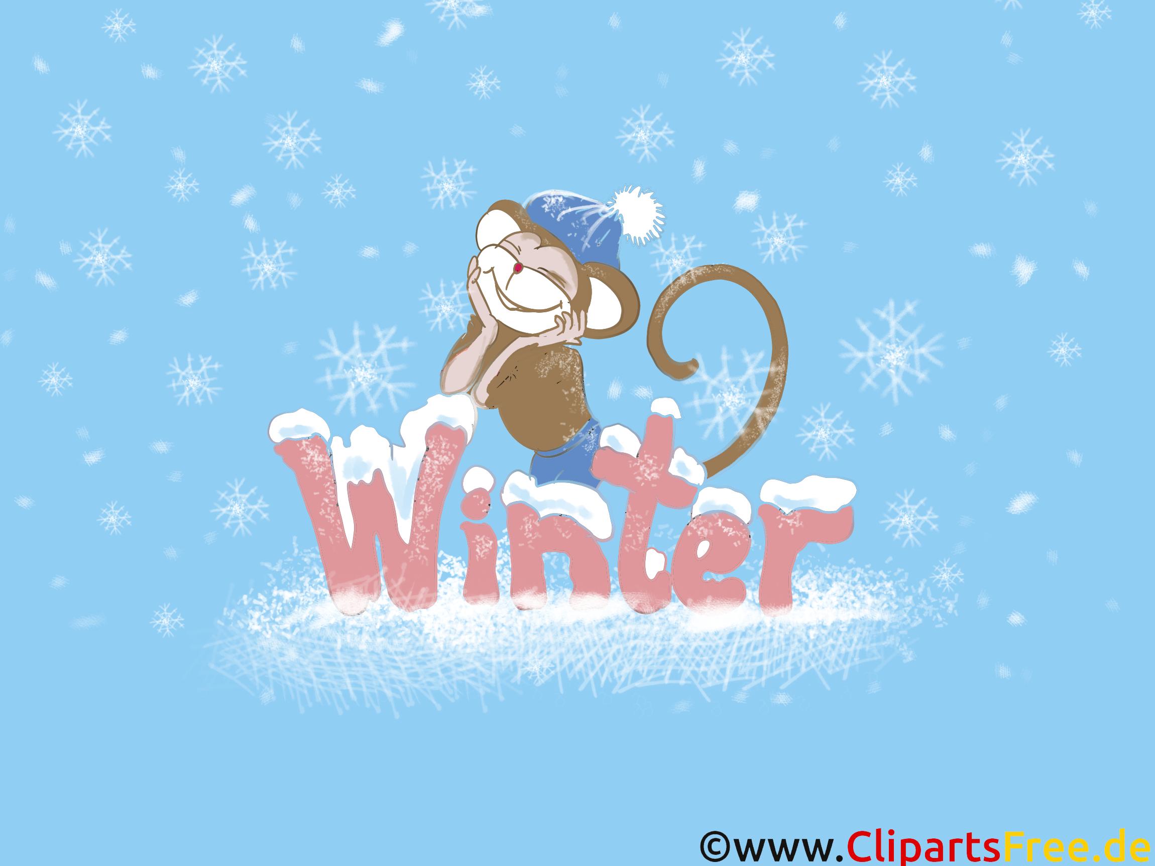 Pc hintergrundbild affe neujahr winter schnee silvester weihnachten - Cliparts weihnachten und neujahr kostenlos ...