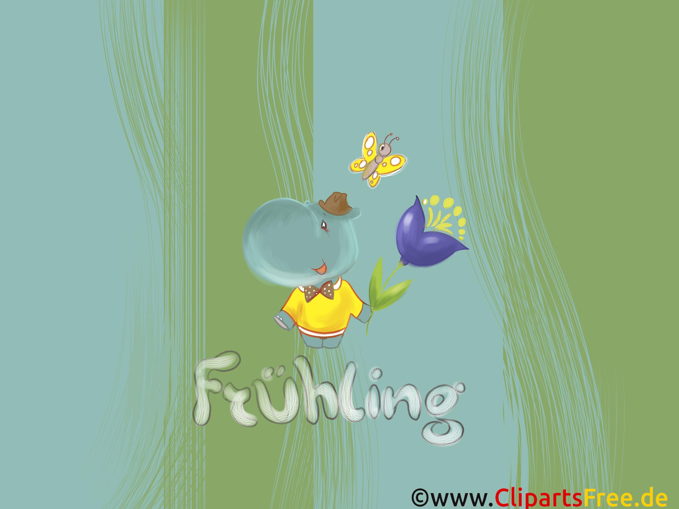 Wallpaper Bilder Frühling