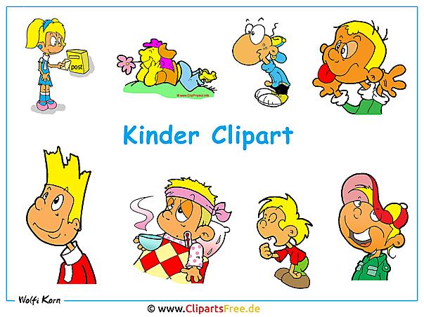 Clipart gratis kinderen