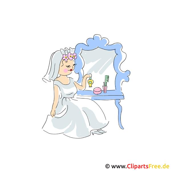 花嫁クリップアート - 無料の結婚式の写真