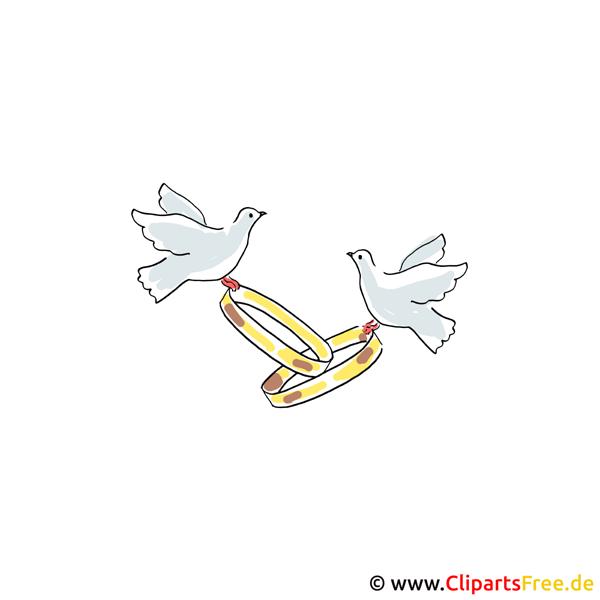 Hochzeitsringe Clipart Zu Hochzeit Kostenlos