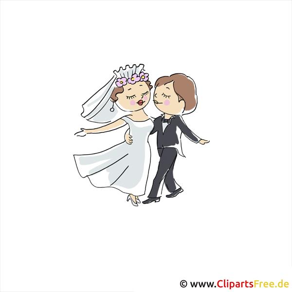 Hochzeitstanz Bild