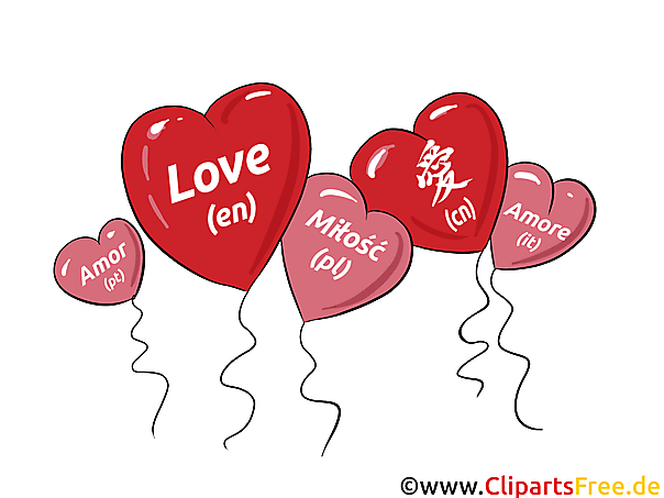 Liebe in verschiedenen sprachen chinesich englisch - Gute besserung italienisch ...