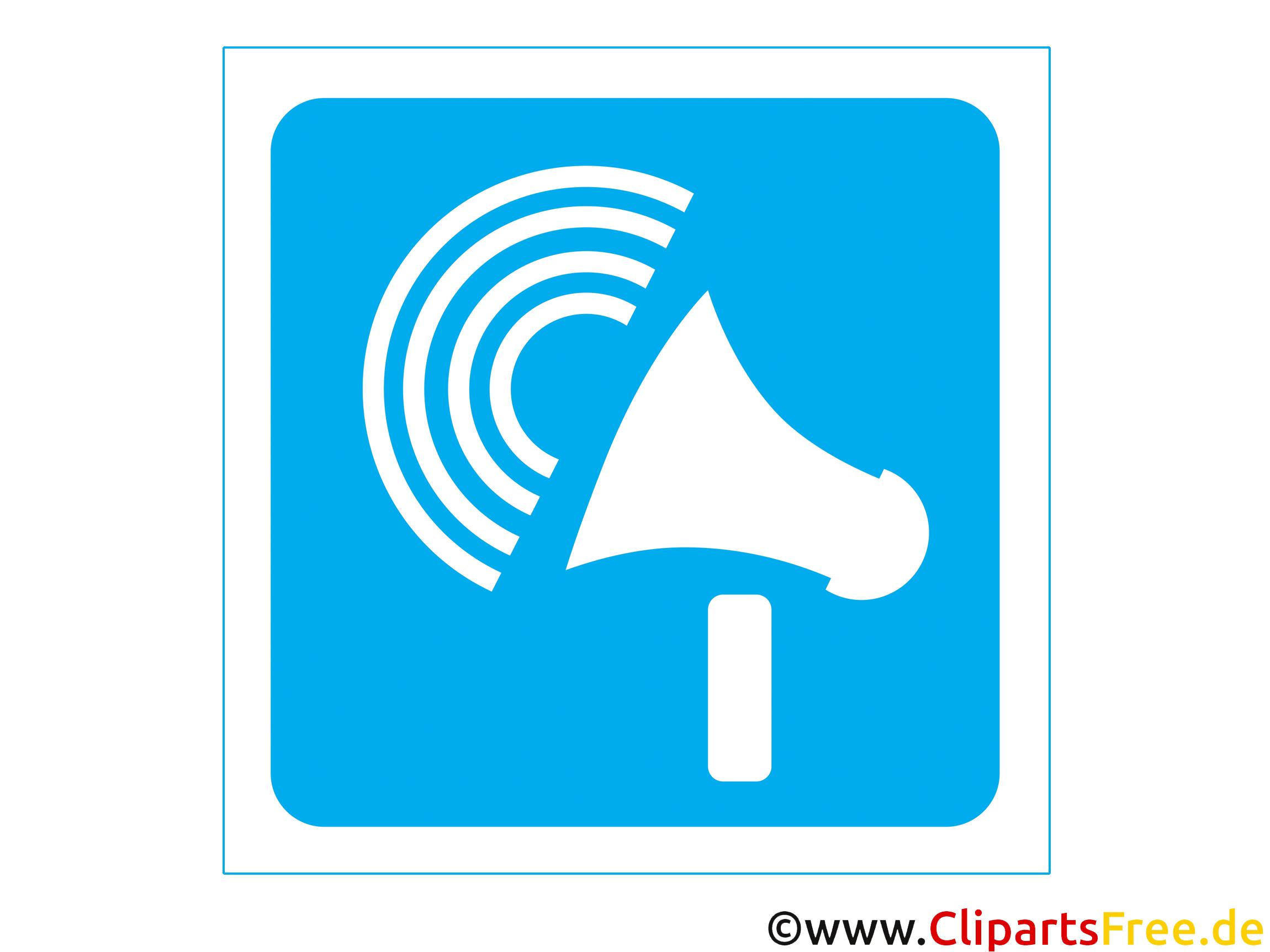 Lautsprecher Icon Clipart