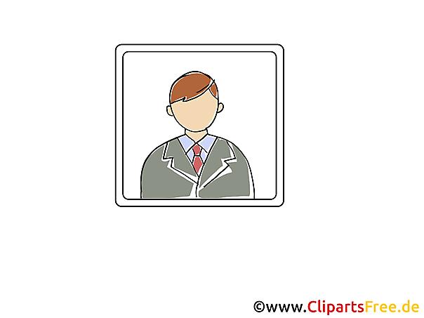 Profilbild Weiblich Default Grafik Bild Clipart