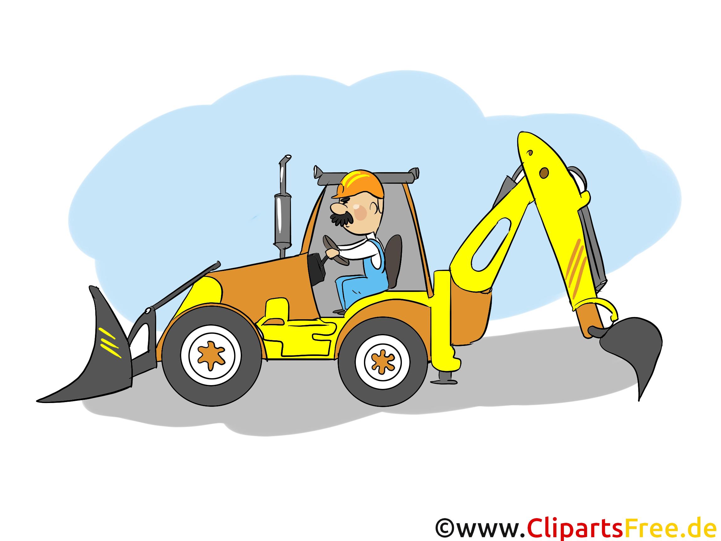 Hausbau clipart  Industrie Bilder, Cliparts, Cartoons, Grafiken, Illustrationen ...