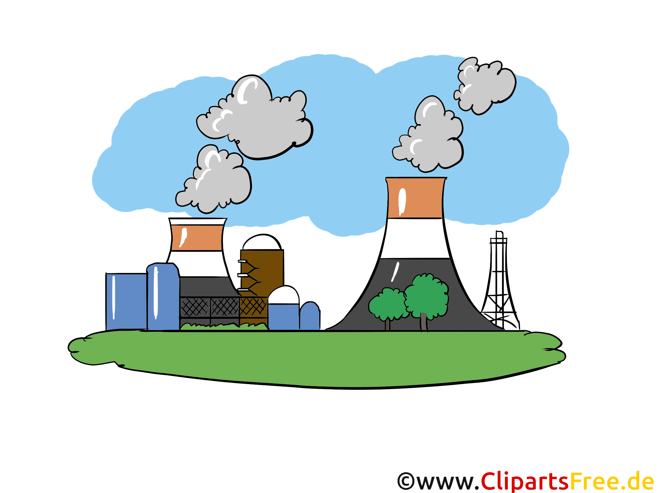 clipart usine gratuit - photo #15