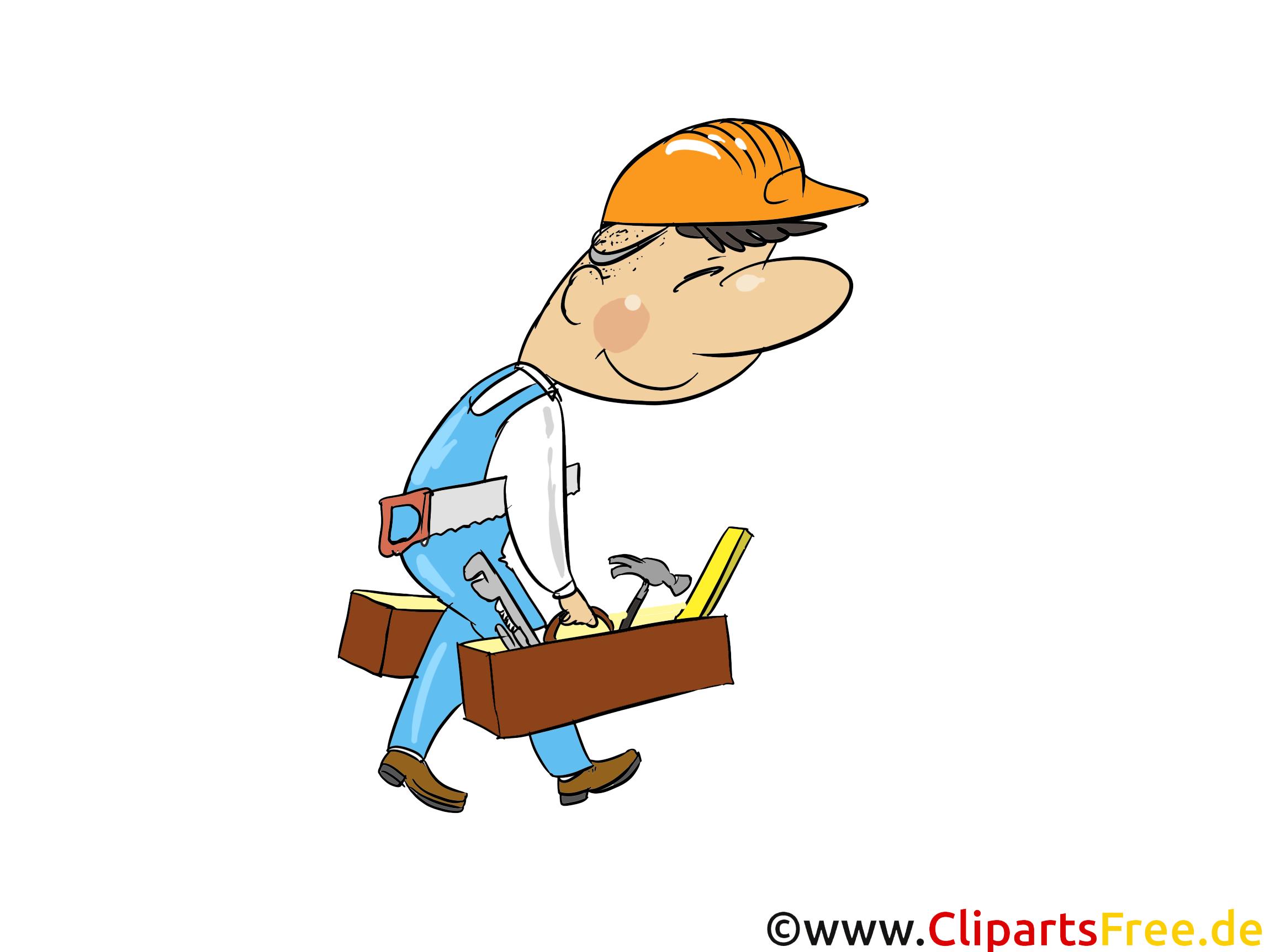 Bauarbeiter clipart schwarz weiß  Industrie Bilder, Cliparts, Cartoons, Grafiken, Illustrationen ...
