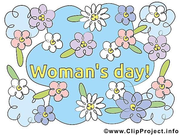 Alles liebe zum Frauentag eCard