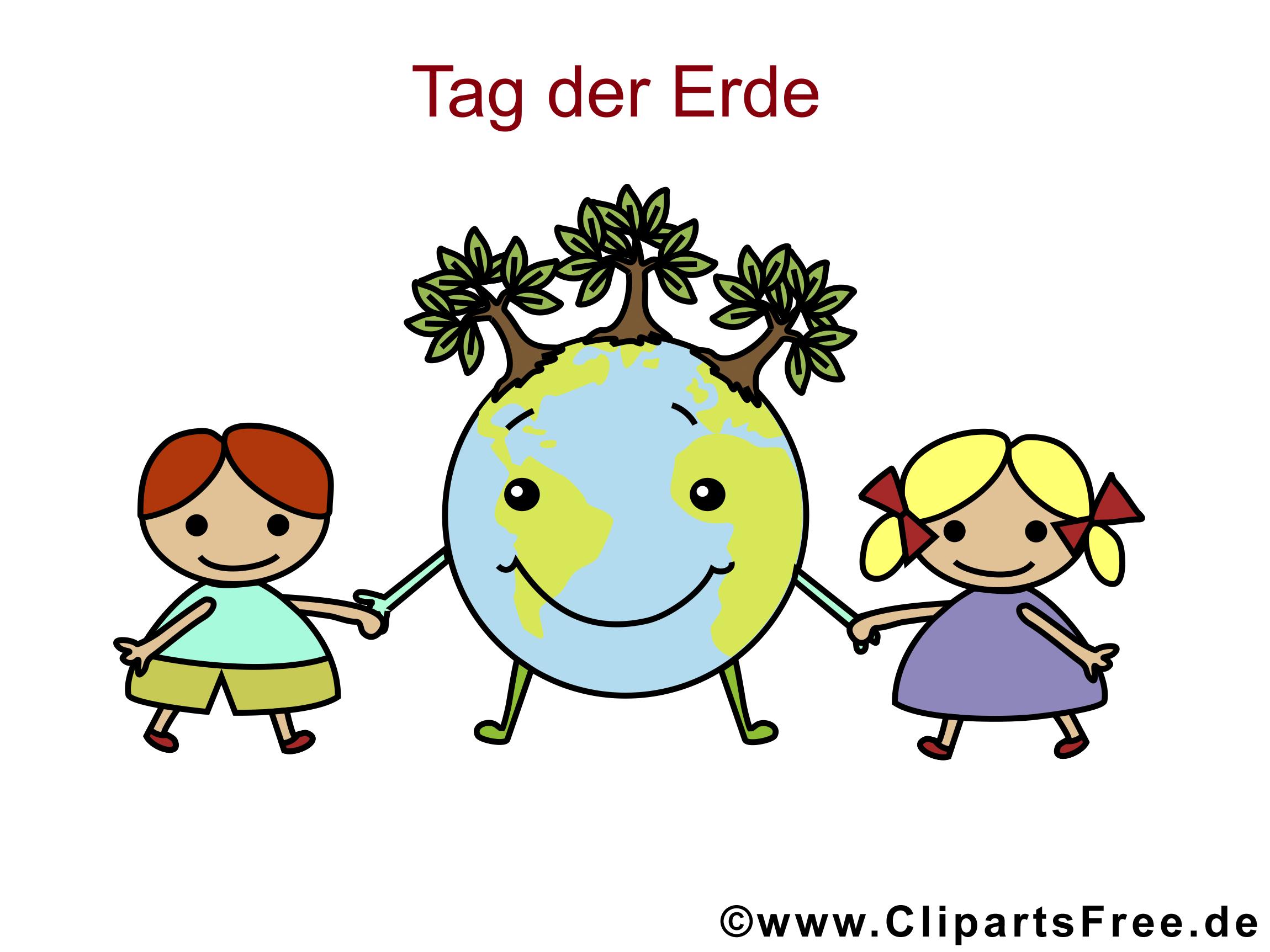 E Card zum Tag der Erde