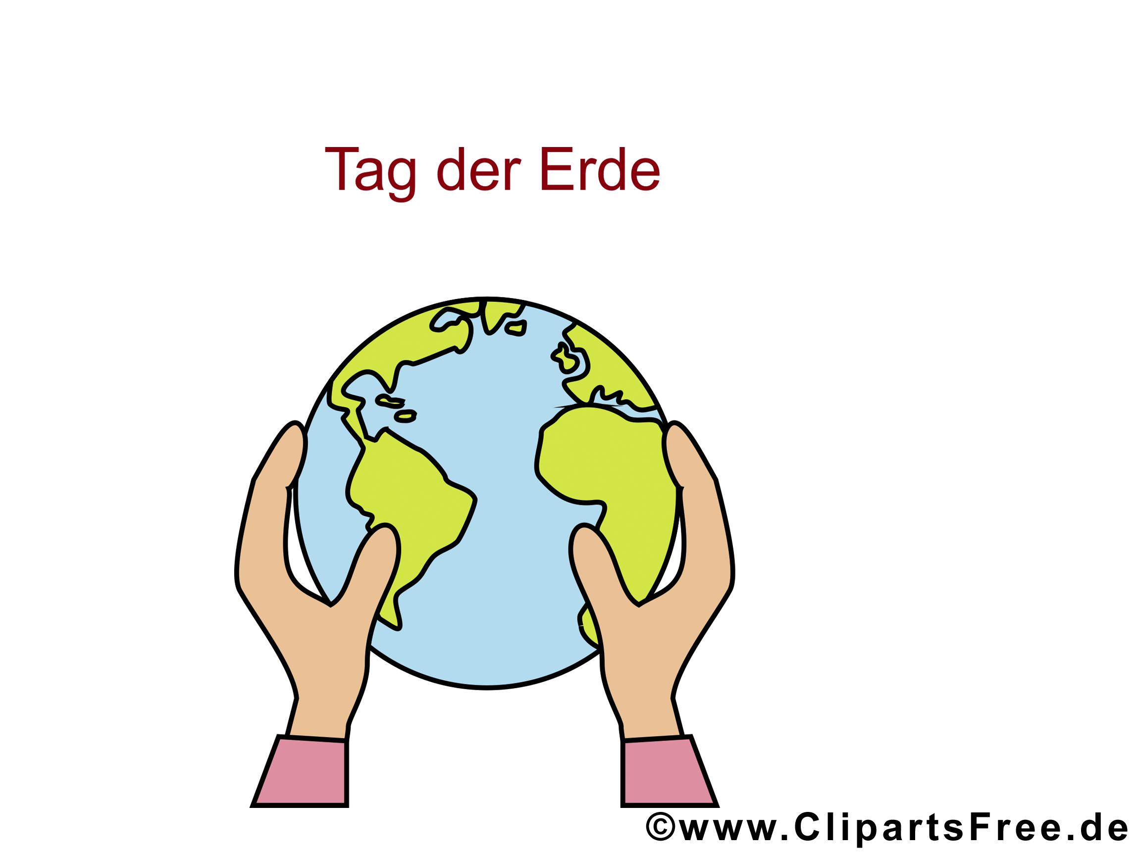 Email Grusskarten zum Tag der Erde