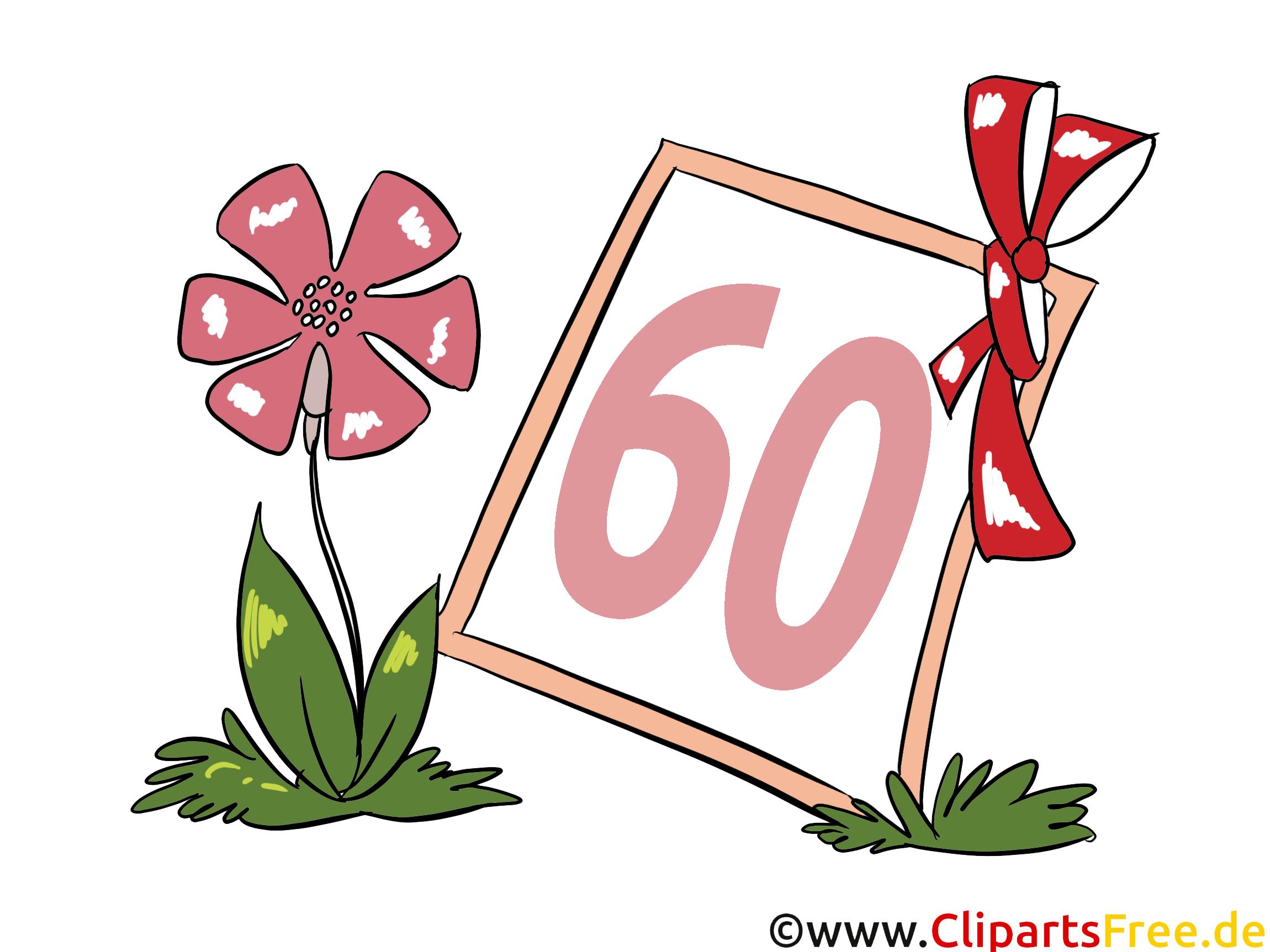 誕生日の願い - 誕生日60年、記念日