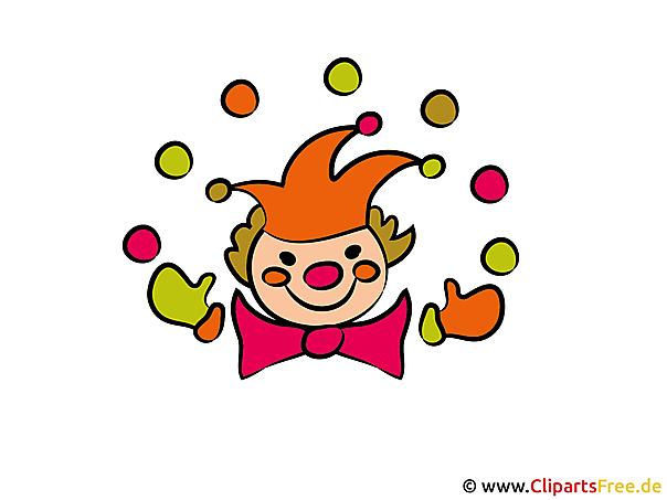 Clip Art Karneval