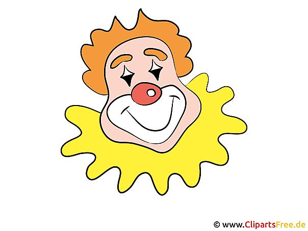 clipart kostenlos clown - photo #49