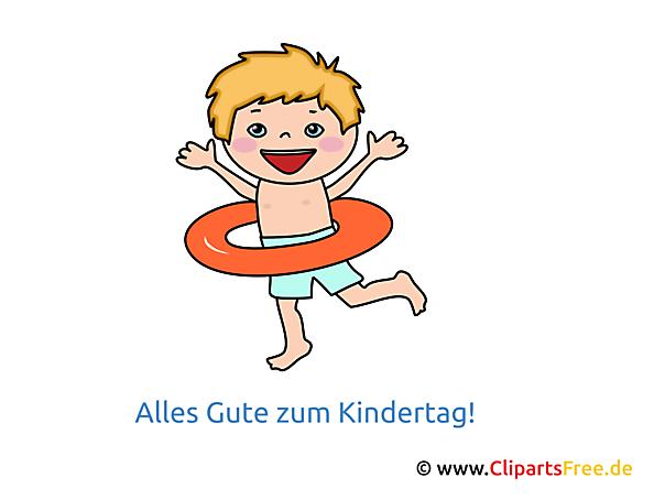 Internationaler Tag des Kindes Bild, Illustration, Cartoon