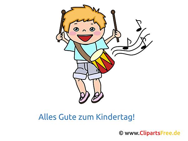 Kindertag Spruch - Alles Gute zum Kindertag