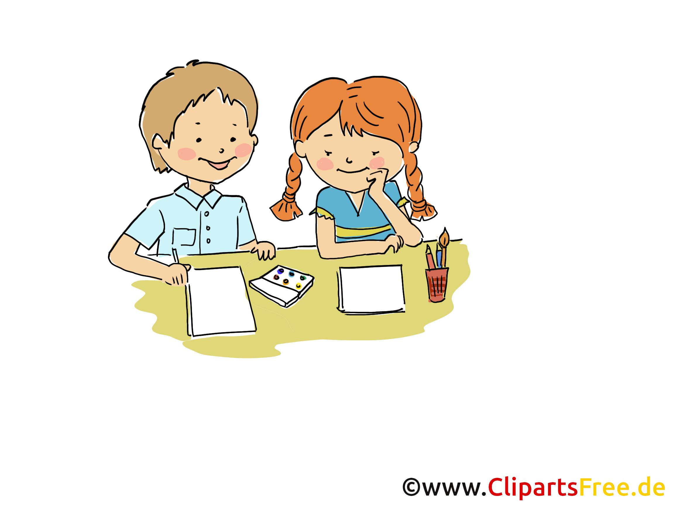 clipart schule kindergarten - photo #26