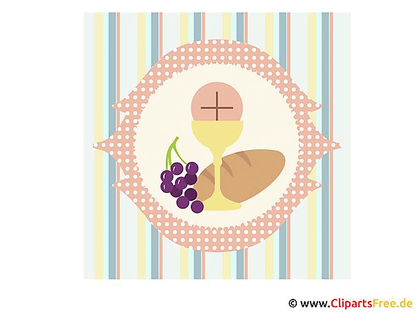 感謝祭の聖体拝領カード、画像、グラフィック、クリップアート