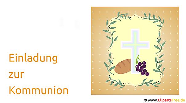 聖体拝領への招待