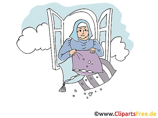 hänsel und gretel bild illustration cartoon