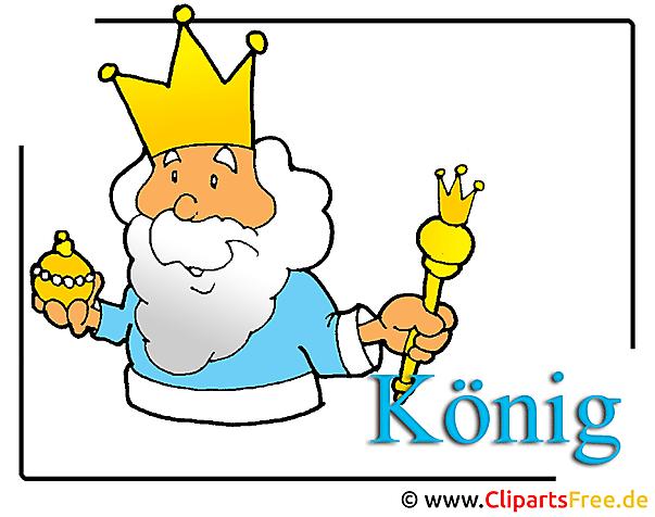 King clipart afbeelding gratis