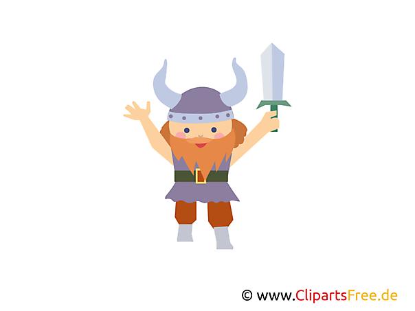 Viking-afbeeldingen - Download gratis illustraties