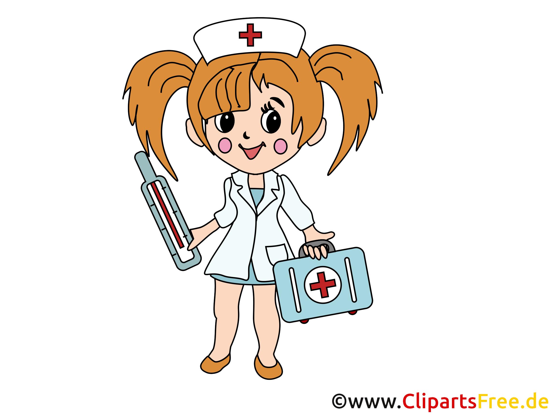 Caricature D Infirmiere