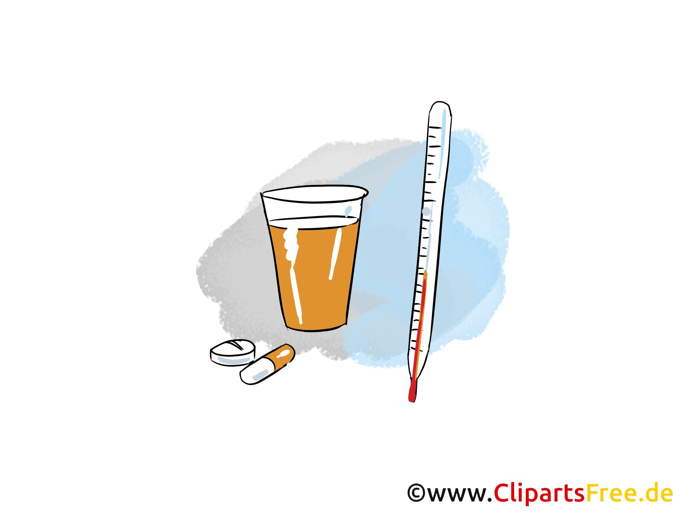 Medizin Cliparts, Bilder, Cartoons
