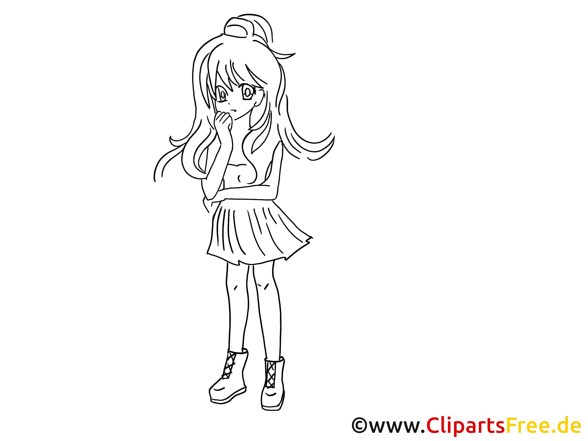 anime ausmalbilder | ausmal Bilder | Pinterest | Ausmalbilder, Anime ...