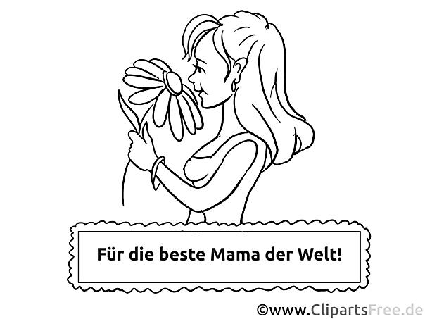 Basteln zum Muttertag Glückwunschkarten selbst basteln