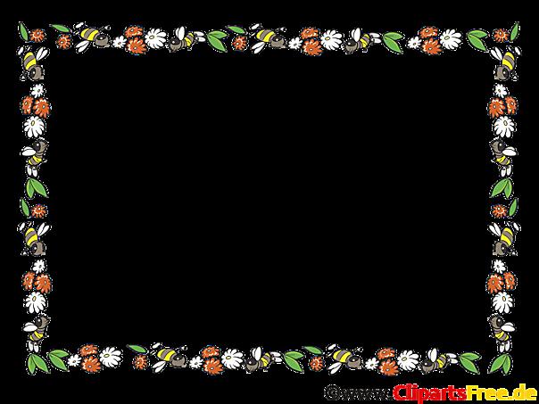 Clipart Hintergrundrahmen gratis