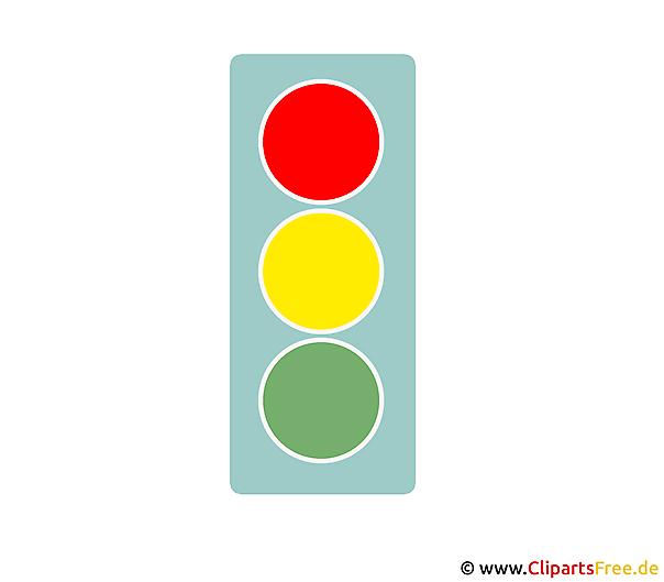 Trafik Isigi Clipart
