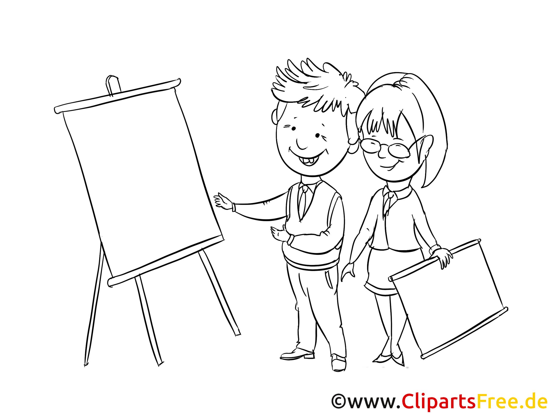 Artists Clipart, Bild, Zeichnung, Cartoon