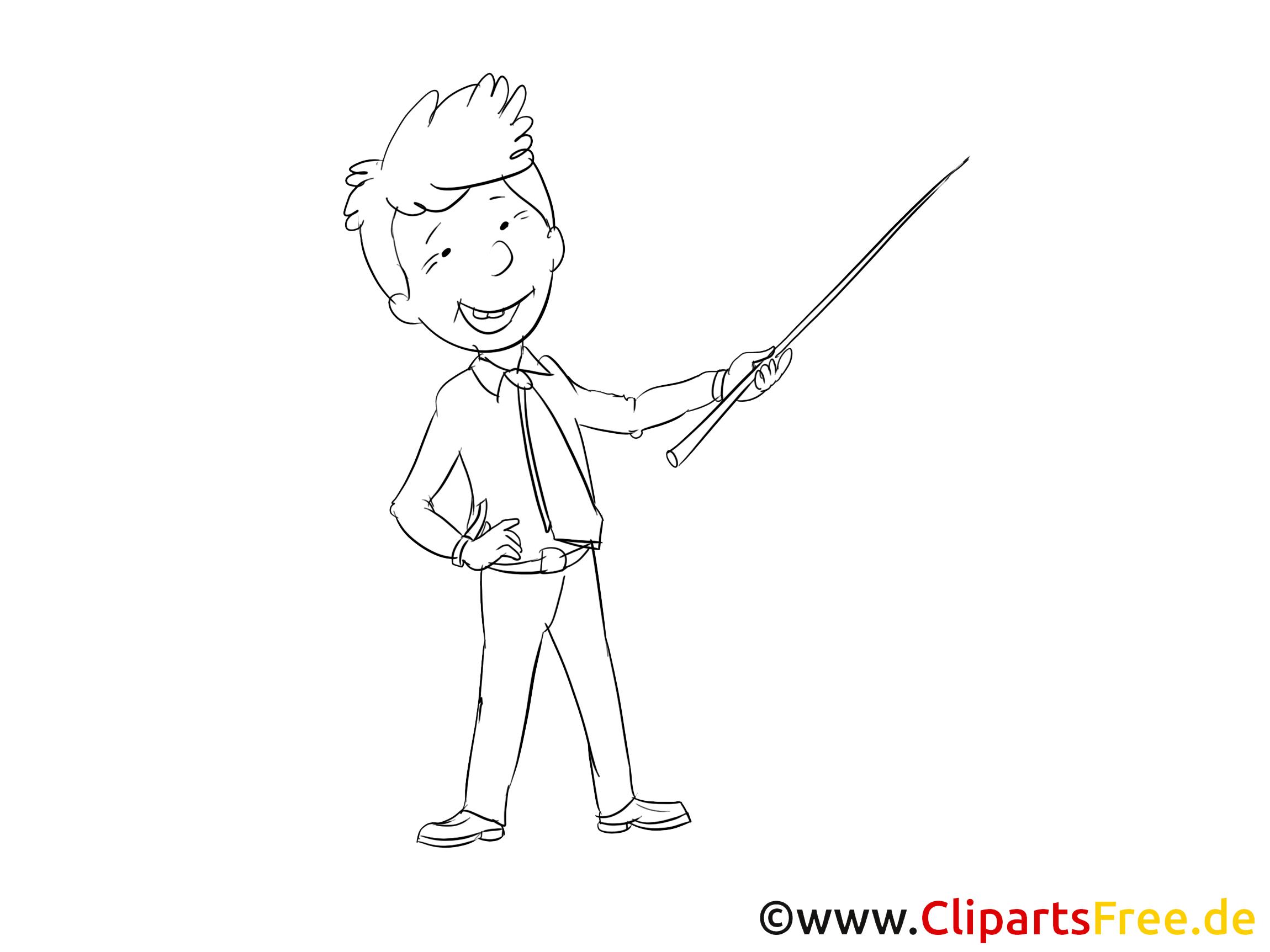 Kompetenz Clipart, Bild, Zeichnung, Cartoon