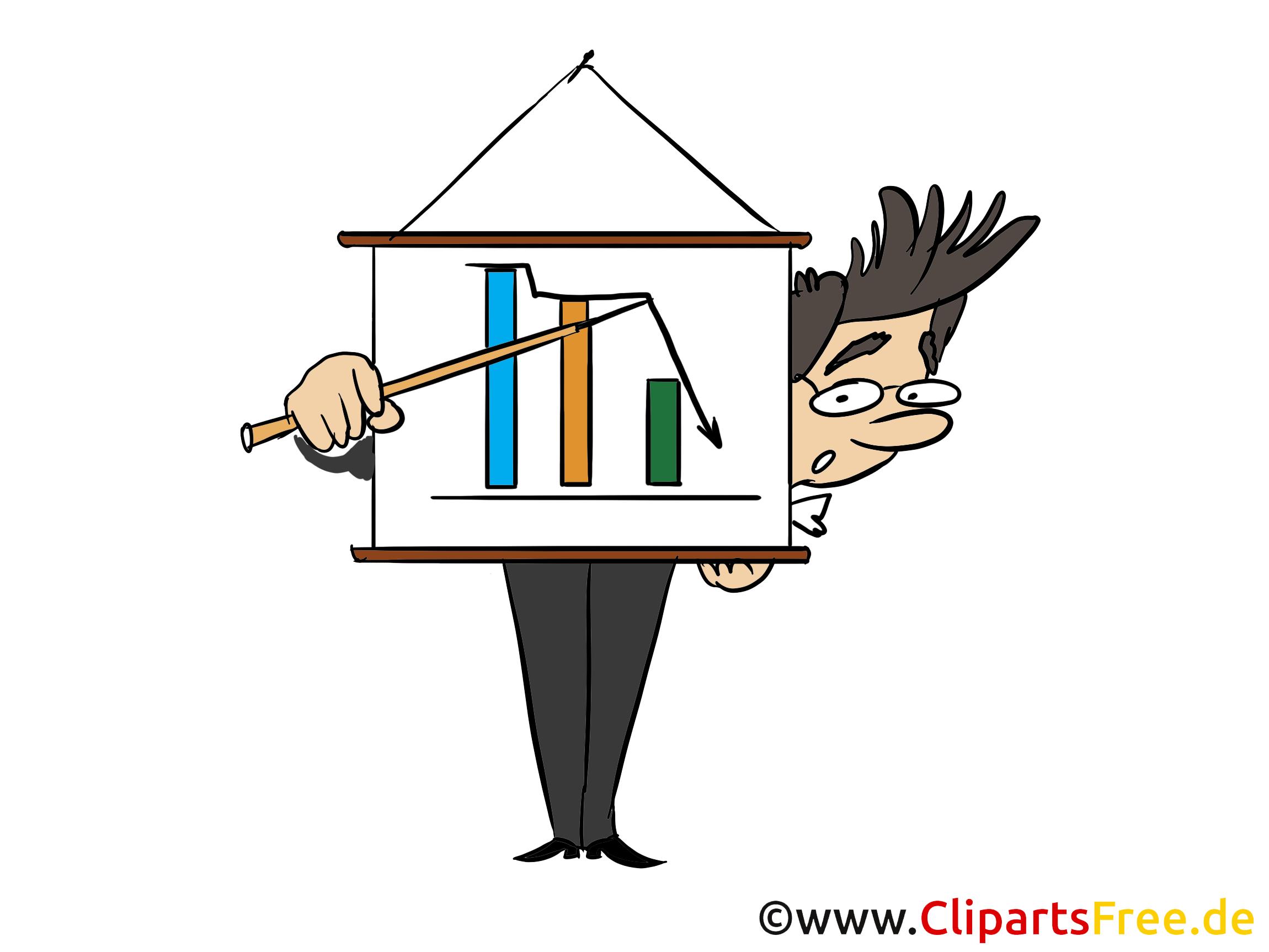 Verkaufsberater Bild, Clipart, Grafik, Cartoon, Illustration