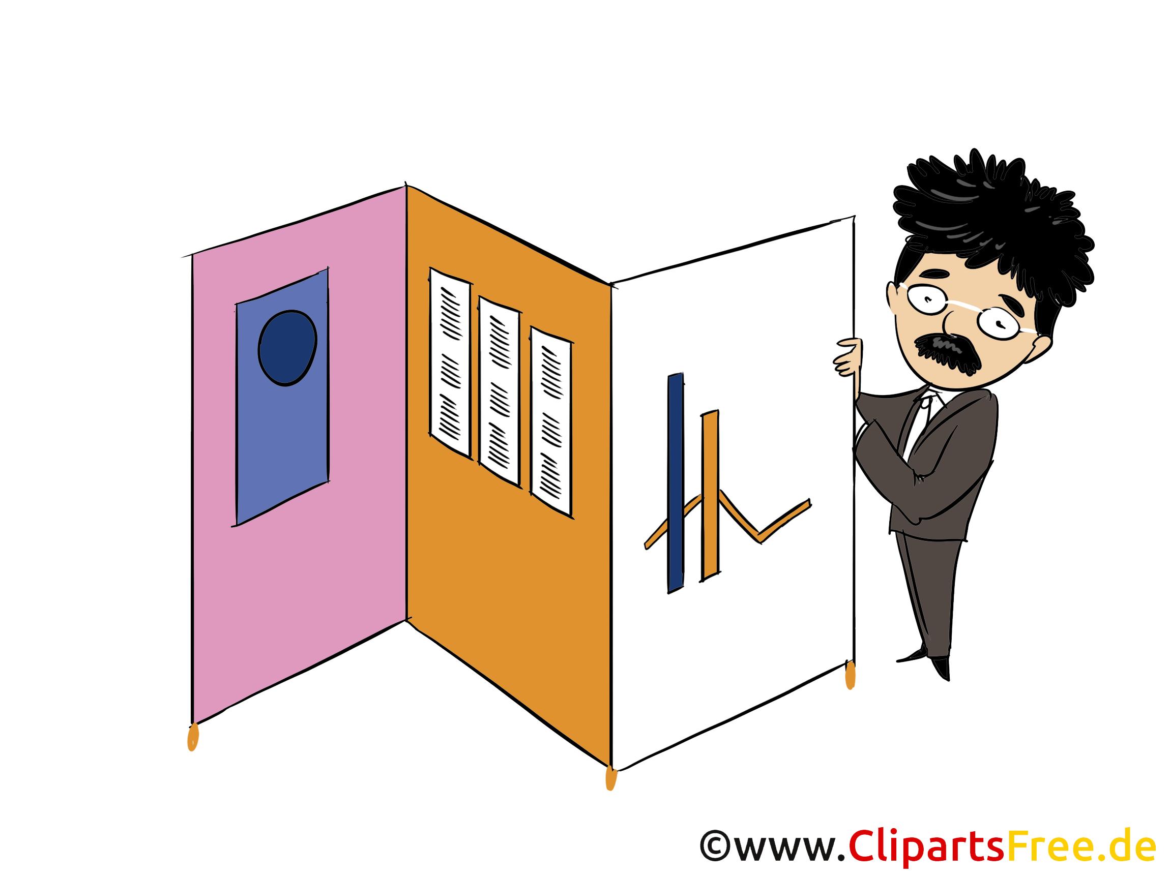 Versicherung Police Clipart, Illustration, Bild, Grafik