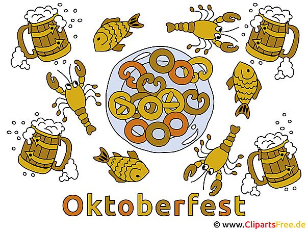 Oktoberfest Bild