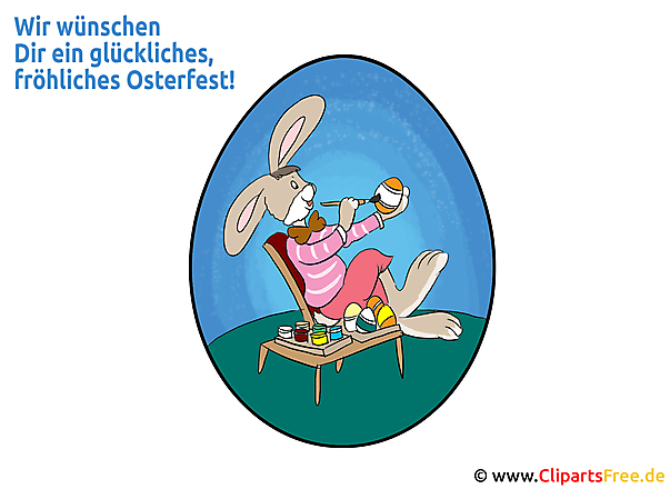 e card Ostern