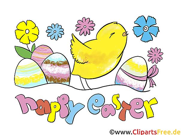Gratis afbeeldingen voor vrolijk Pasen