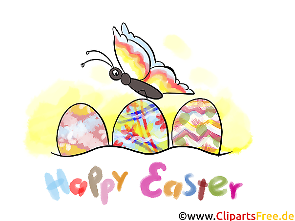 Happy Easter-wensen en foto's