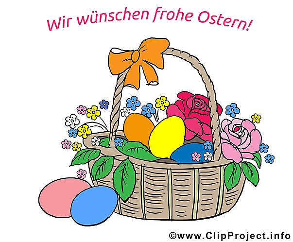 Kaart voor Pasen