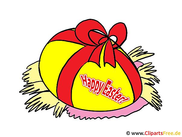 Wensen voor Pasen - gratis foto voor afdrukken
